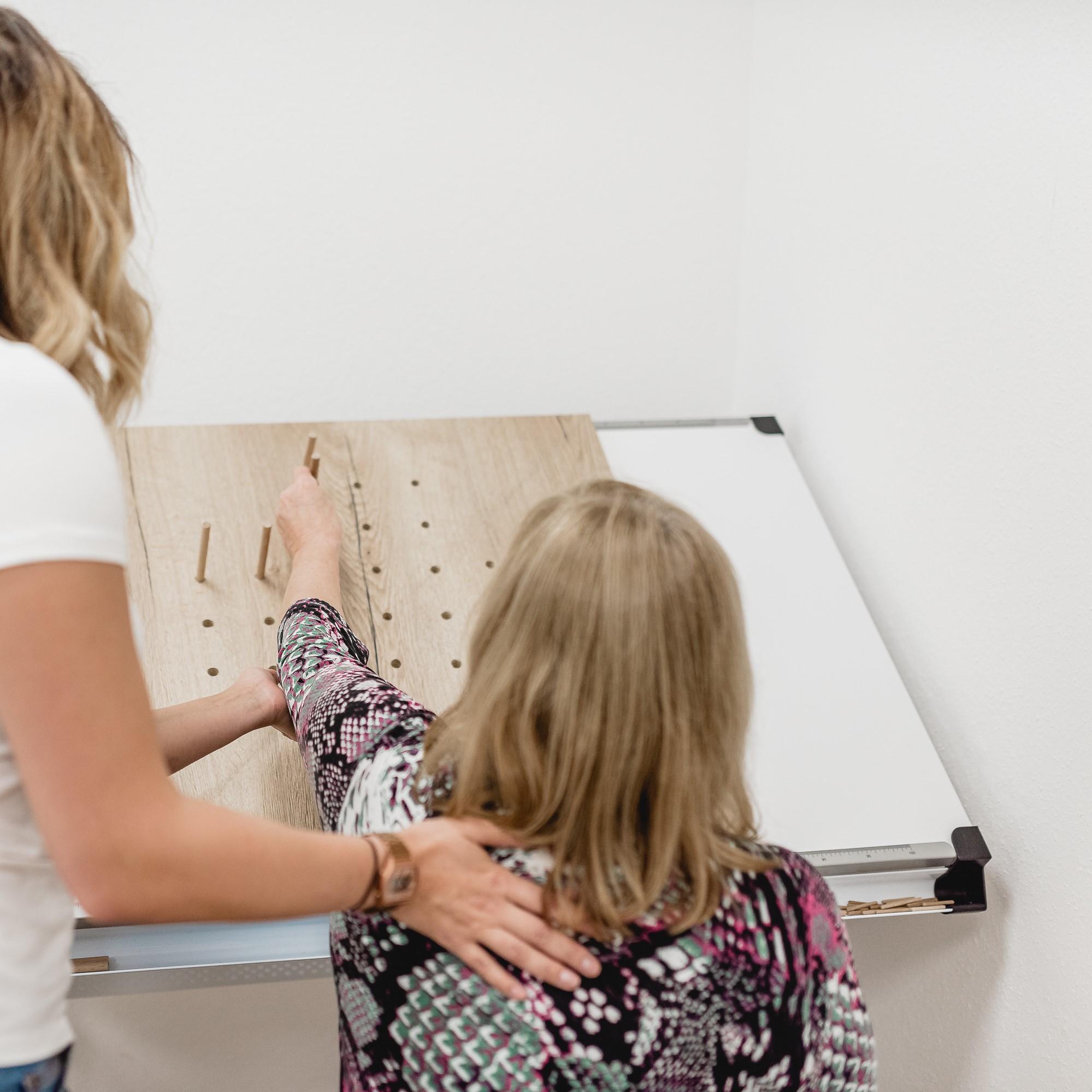 Ergoactive Therapieangebot Pädiatrie